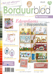 Borduurblad 79 - april-mei 2017