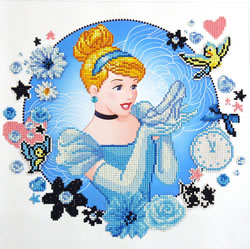 Disney Princess Cinderella's World - Camelot Dotz