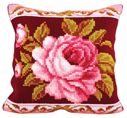 Kussenpakket Romantique Rose 2 - Collection d'Art