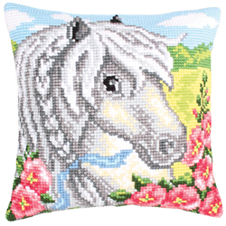 Kussenpakket White Horse - Collection d'Art