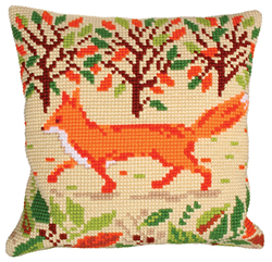 Kussenpakket Red Fox - Collection d'Art
