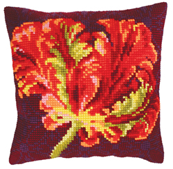 Kussenpakket Red Tulip - Collection d'Art
