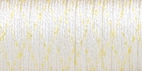 Fine Braid #8 Pale Yellow - Kreinik