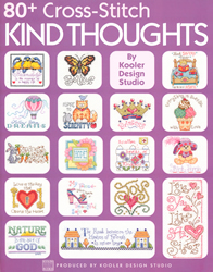 Borduurpatroon 80+ Cross-Stitch Kinds Toughts - Leisure Arts