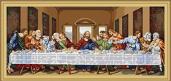 Petit Point Borduurpakket The Last Supper - Luca-S