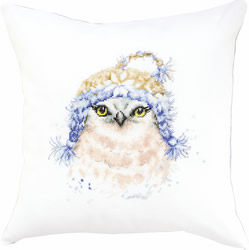 Cross Stitch Chart The Owl - Luca-S
