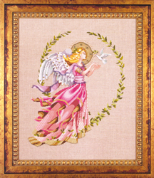 Borduurpatroon Caring Wings - Mirabilia Designs