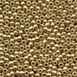 Glass Seed Beads Gold - Mill Hill