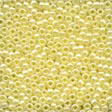Glass Seed Beads Yellow Creme - Mill Hill