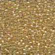 Glass Seed Beads Crystal Honey - Mill Hill