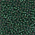 Glass Seed Beads Brilliant Green - Mill Hill