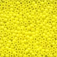 Glass Seed Beads Yellow - Mill Hill