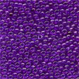 Glass Seed Beads Purple Electra - Mill Hill