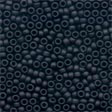 Antique Seed Beads Flat Black - Mill Hill
