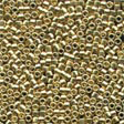 Magnifica Beads Gold Nugget - Mill Hill