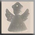 Glass Treasures Frosted Angel-Matte Crystal - Mill Hill