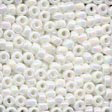Pony Beads 8/0 White Opal - Mill Hill