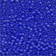 Frosted beads Royal Blue - Mill Hill