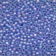 Frosted beads Sapphire - Mill Hill