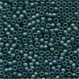 Frosted beads Gunmetal - Mill Hill