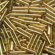 Medium Bugle Beads Victorian Gold - Mill Hill