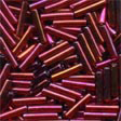 Medium Bugle Beads Royal Plum - Mill Hill