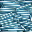 Large Bugle Beads Aqua Ice - Mill Hill