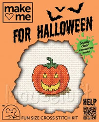 Cross Stitch Chart Pumpkin - Mouseloft