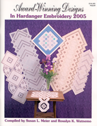 Hardangerpatroon Award Winning Designs 2005 - Nordic Needle