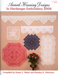 Hardangerpatroon Award Winning Designs 2006 - Nordic Needle