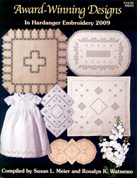 Hardangerpatroon Award Winning Designs 2009 - Nordic Needle