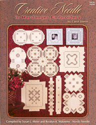 Hardangerpatroon Creative Needles in Hardanger - Nordic Needle
