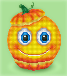 Diamond Dotz Sweet Pumpkin - Needleart World