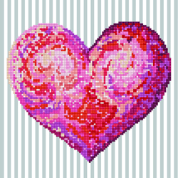 Diamond Dotz Heartfelt - Needleart World