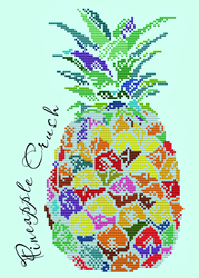 Diamond Dotz Pineapple Crush - Needleart World