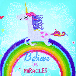Diamond Dotz Believe in Miracles - Needleart World