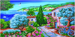 Diamond Dotz La Provence - Needleart World