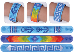 Diamond Dotz 3 Armbanden Multi Pack - Symbolic - Needleart World
