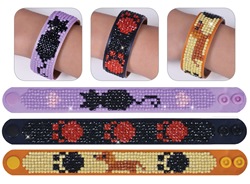 Diamond Dotz 3 Armbanden Multi Pack - Pets - Needleart World