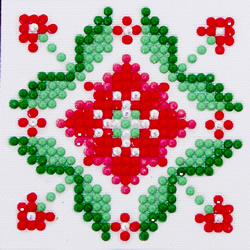Diamond Dotz Passion Flower - Needleart World