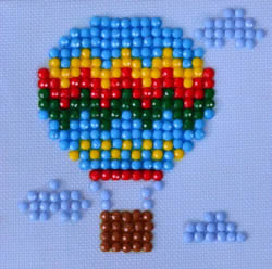 Diamond Dotz Up Up &  Away - Needleart World
