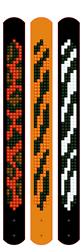 Diamond Dotz Dotzies 3 Bracelets Multi Pack - Animal Prints - Needleart World