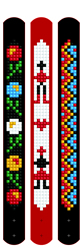 Diamond Dotz Dotzies 3 Bracelets Multi Pack - Ethnic - Needleart World