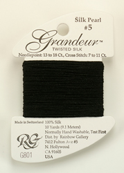 Grandeur Black - Rainbow Gallery