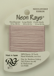 Neon Rays Lite Antique Rose - Rainbow Gallery