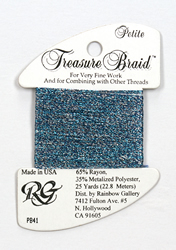 Petite Treasure Braid Twilite Waters - Rainbow Gallery