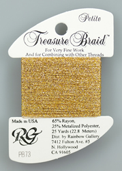Petite Treasure Braid Black Hills Gold - Rainbow Gallery