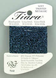 Tiara Midnight Blue - Rainbow Gallery