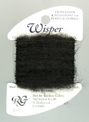 Wisper Black - Rainbow Gallery