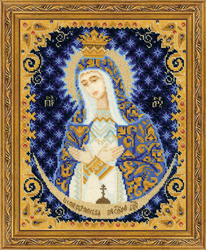 Borduurpakket Our Lady of the Gate of Dawn - RIOLIS